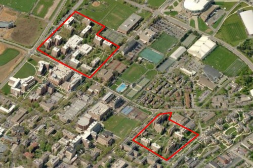 PSU's $171.3 million residence hall program will add 330 beds & renovate more than 1,200 beds by 2019.