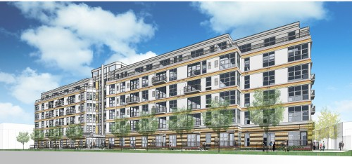 South Side Works City Apts. Image courtesy Village Green.