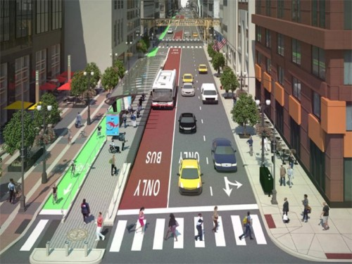 Gabe Klein 2 chicago proposed BRT