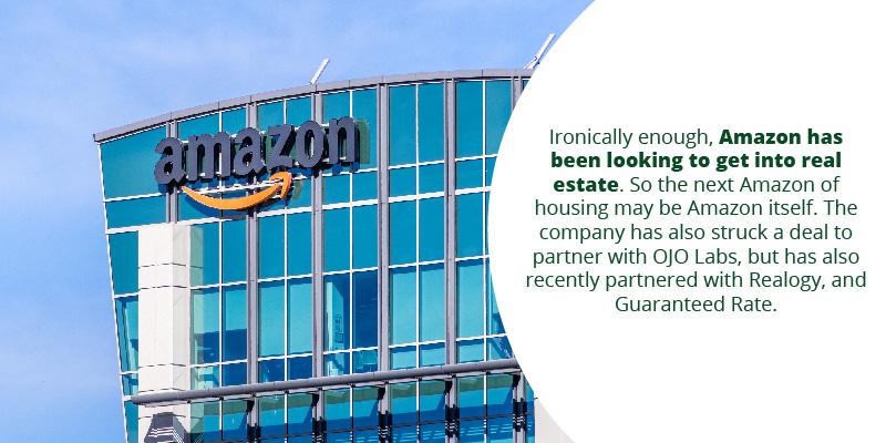 Is Amazon the Amazon of Housing