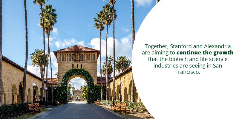Partnership with Stanford University
