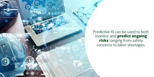 Predictive AI Mitigates Risk on Construction Sites