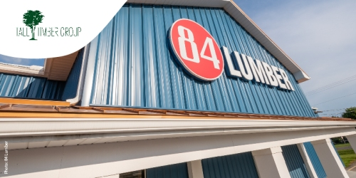 84 Lumber Looks to Expand After Huge Cash Injection