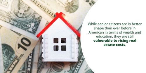 Low Affordable Housing Supply May Price Seniors Out of Their Communities
