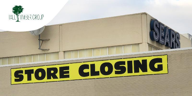Sears Continues to Dump Brick & Mortar Locations