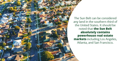 Suburban Sprawl and the Rise of the Sun Belt